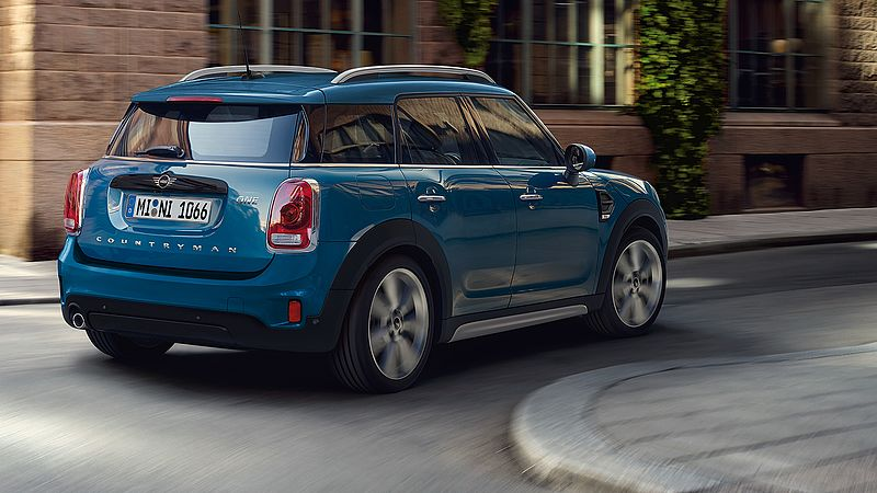 MINI Countryman Q4