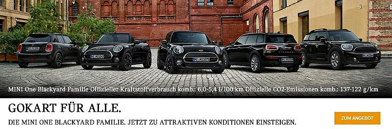 MINI Blackyard 2020 Q1